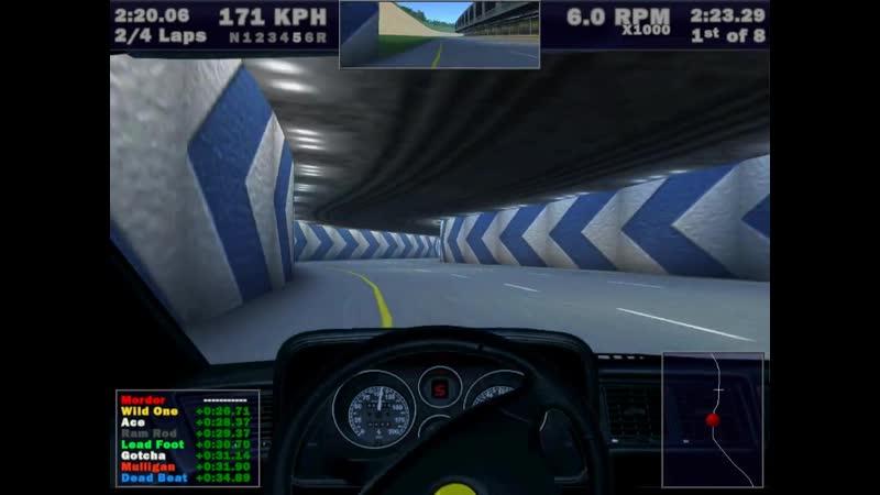 Need for Speed III Hot Pursuit 3 Atlantica