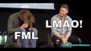Jared Padalecki Accidentally Spoils The Return Of Castiel In Season 13 Misha Confirms It JIBcon 8