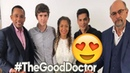 The Good Doctor Cast Cute Moments & Behind The Scenes 2018 - freddie highmore
