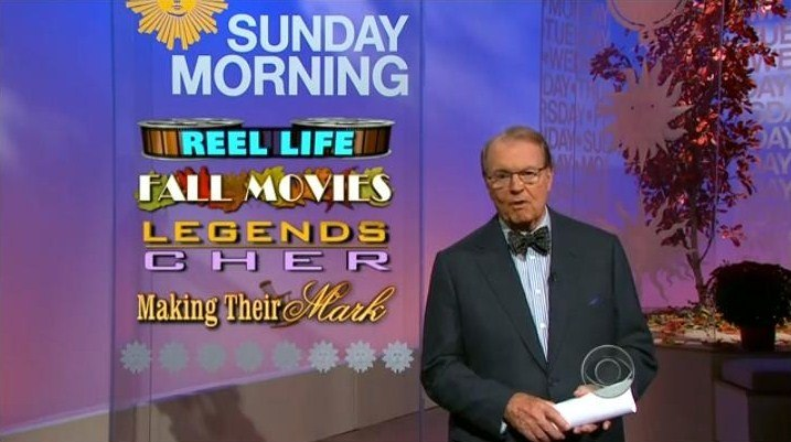 CBS Sunday Morning: Cher (22.09.2013)