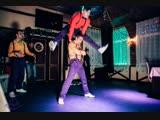 Брейк-Данс Шоу ДОМИНО (Domino Dance Show-Шоу стиляги)