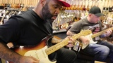 Kirk Fletcher &amp Josh Smith playing a pair of Original 1958 Fender Stratocasters