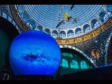 Открытие павильона «Космос» на ВДНХ после реконструкции