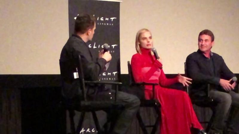 I, TONYA (Pt1) w/prod-actress Margot Robbie writ-prod Steven Rogers