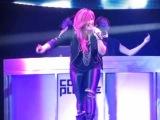 Demi Lovato - Neon Lights in Toronto 3/26/14