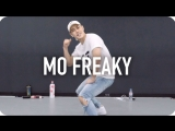 1Million dance studio Mo Freaky - Tone Stith / Beginners Class