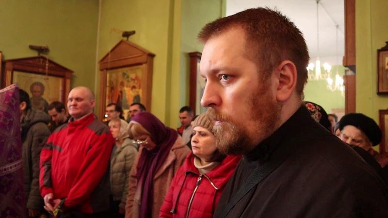 Последование недели Православие Чтение Апостола и Евангелия Воскресная литургия 17 марта 2019
