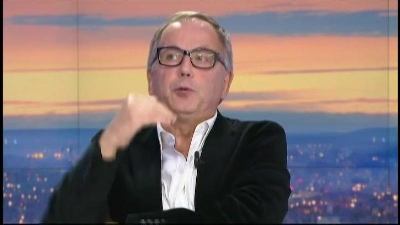 Pour Fabrice Luchini, être de gauche, cest un gros boulot ...