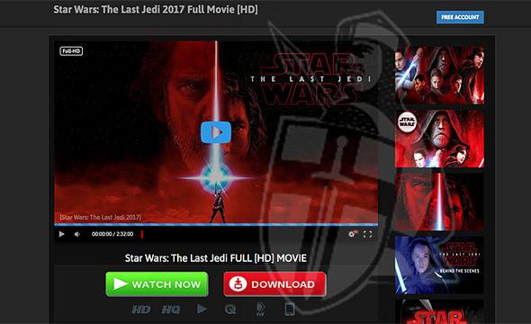 Star-[Wars:] Episode VIII The Last Jedi Online Full-HD Movie