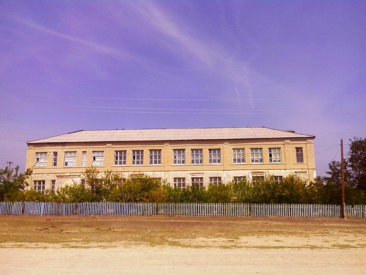 Школа Нижней Банновки