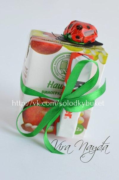 Идея для индивидуальной раздачи сладостей на День Рождения в детском саду… (5 фото) - картинка