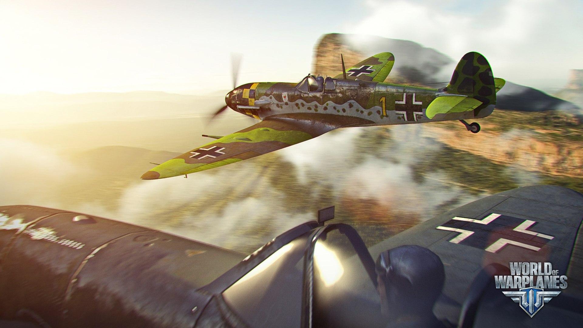 рисунок Spitfire V DB 605