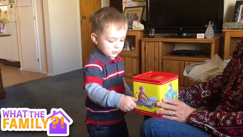 Babies Surprised By Jack In The Boxes!