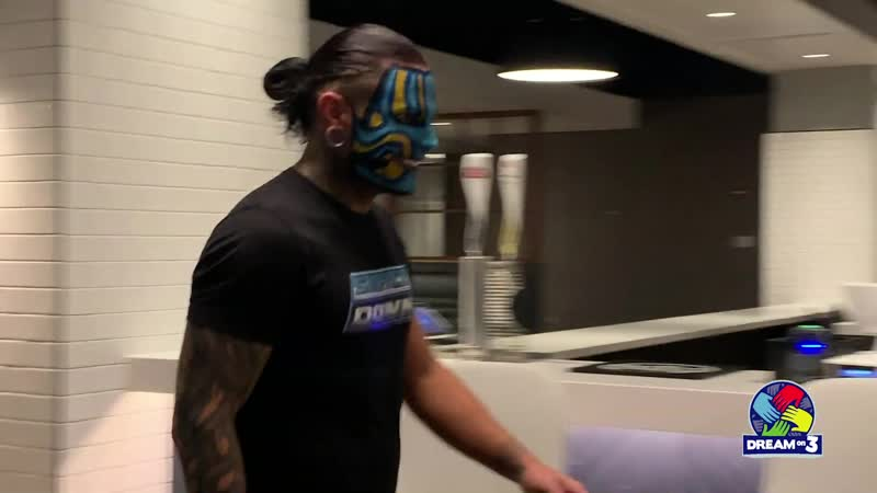 WWE Superstar Jeff Hardy Makes a Dream Come True Очень сильное видео