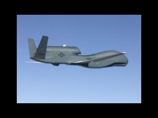 RQ 4 Global Hawk an unmanned (UAV) surveillance aircraft. known as Tier II+ during development