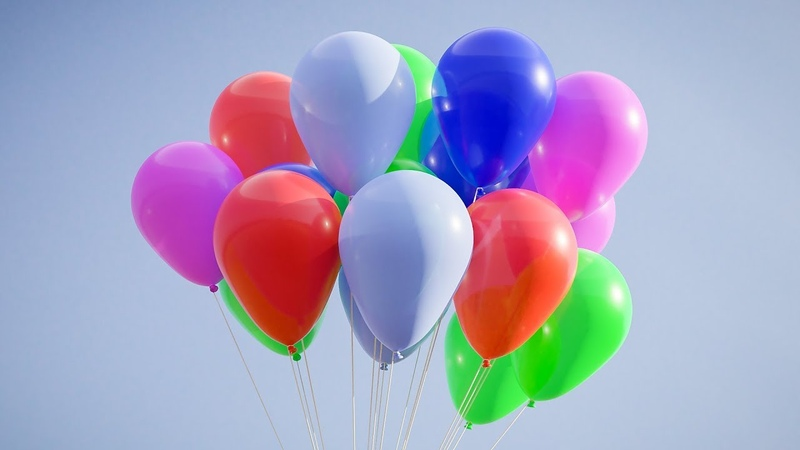 CGC Classic: Creating a Bunch of Balloons (Blender 2.6)