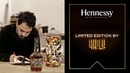 Hennessy Very Special x VHILS Limited Edition 2018