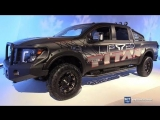 2018 Nissan Titan XD Platinum Reserve - Exterior and Interior Walkaround - 2018 Chicago Auto Show
