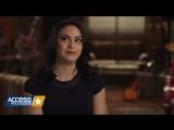 Интервью Камилы и Коула для портала Access Hollywood.