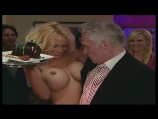 Pamela anderson hugh hefner nude really