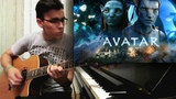 AVATAR 2 - James Horner theme Song - I See You (fingerstyle guitar cover)(OFFICIAL SONG)