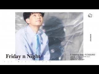 26.08.18 Превью первого мини-альбома Ким Ёнгука 'Friday n Night'