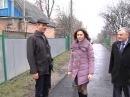 Руслан Сольвар продовжує асфальтувати дороги округу
