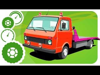 Carritos Para Niños. Grúa, Camión, Un Camion Monstruo. Caricaturas de coches. Tiki Taki Carros