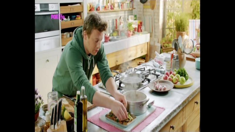 Джейми Оливер. Обед за 15 минут / Jamie's 15 Minute Meals - S01E18