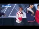 FANCAM   170424(Эп.3)   Seventeen — Mansae   Трейни HF Music Company — У Джинён @ Produce 101 Season 2