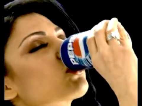 Haifa Wehbe Pepsi Ad