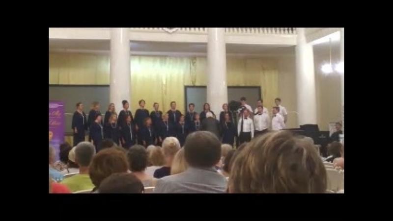 Хор РАДИО - Кенгуру на слова Н. Гумилева, муз. С. Екимова