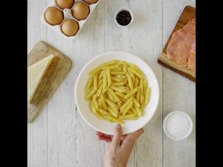 Barilla: pasta with salmon