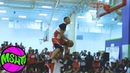 CRAZY MIDDLE SCHOOL DUNK CONTEST???  2018 CP3 Rising Stars - Zion Cruz vs Jalen Duren