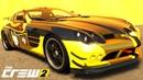 THE CREW 2 GOLD EDiTiON TUNiNG MERCEDES-BENZ SLR McLaren 722 Edition PART 489 ...