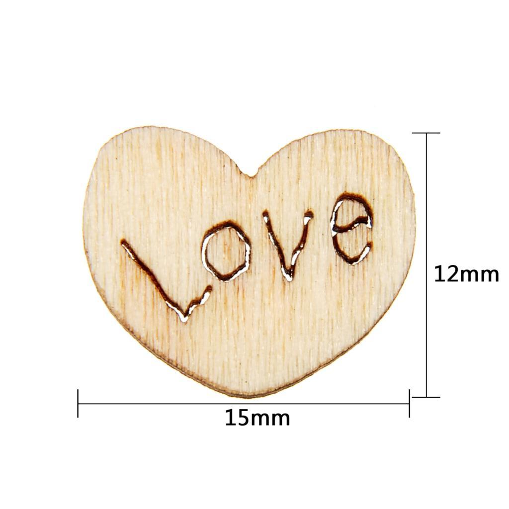 Деревянные сердечки для DIY за 223