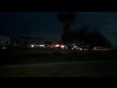Газовый баллон взорвался Chevrolet Aveo