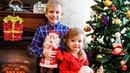 Tim and Essy Decorating CHRISTMAS Tree Christmas songs for kids