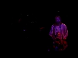 "Nirvana -  ""negative creep"" / pink's garage, honolulu, hi / 22.02.1992"