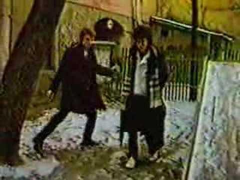 Виктор Цой КИНО Видели ночь клип 1986