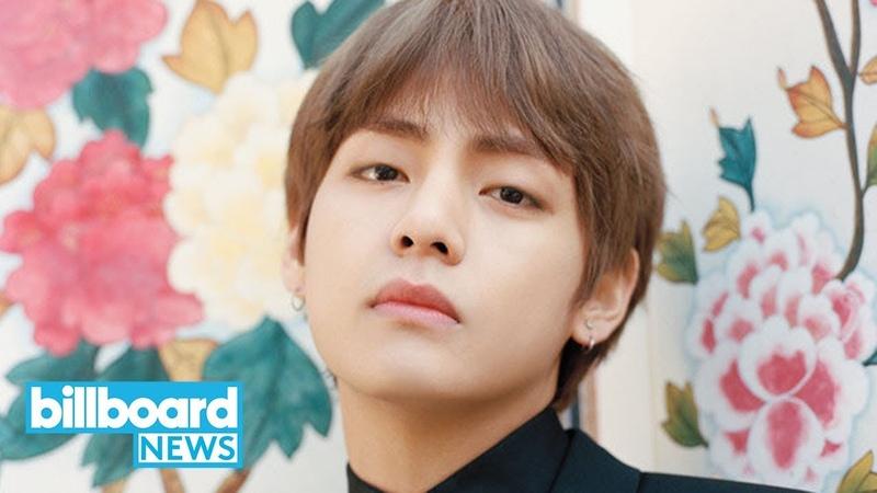 BTS' V Teases New Self-Composed Song   Billboard News