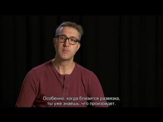 Донован Марш о фильме Хантер Киллер