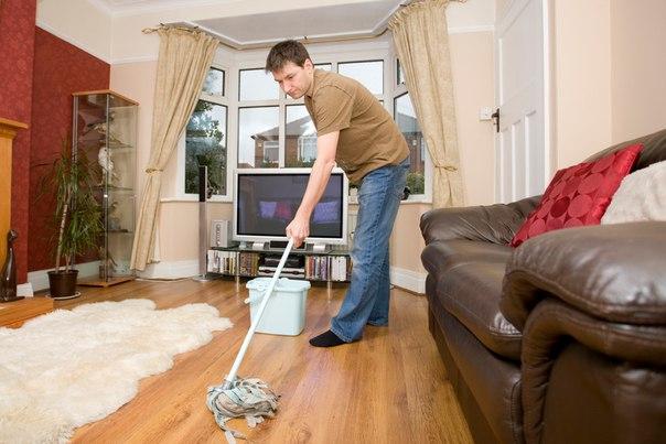 В какие дни убирать квартиру