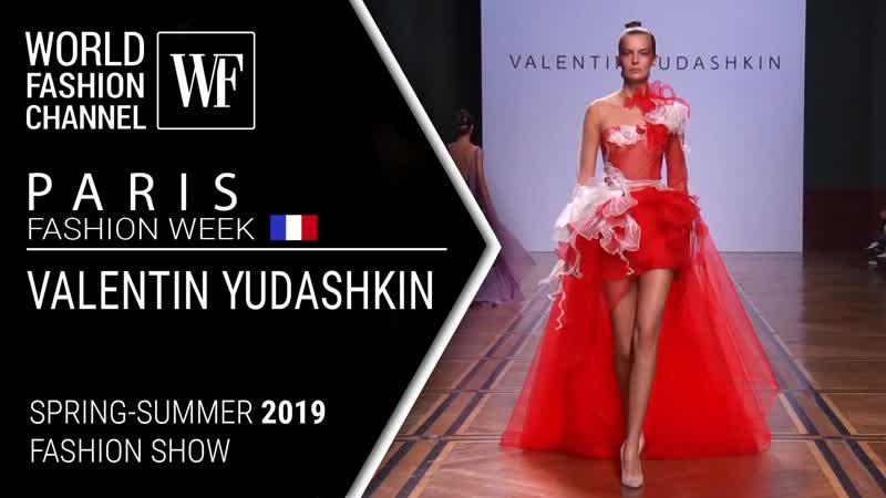 VALENTIN YUDASHKIN, LOEWE, TALBOT RUNHOF — прямой эфир с Недели Моды в Париже