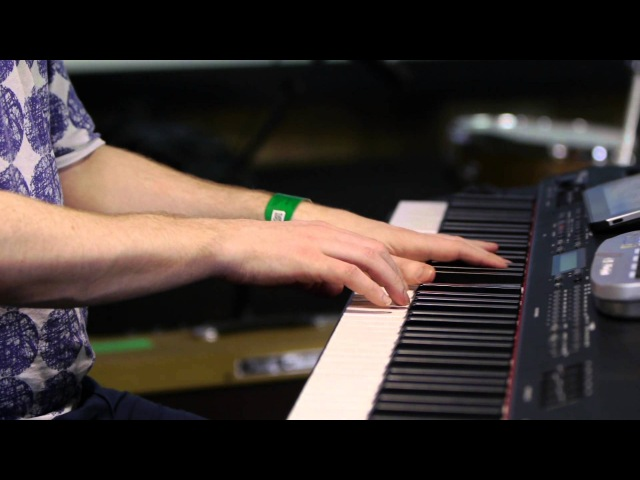 Ólafur Arnalds - Poland (Live on KEXP)