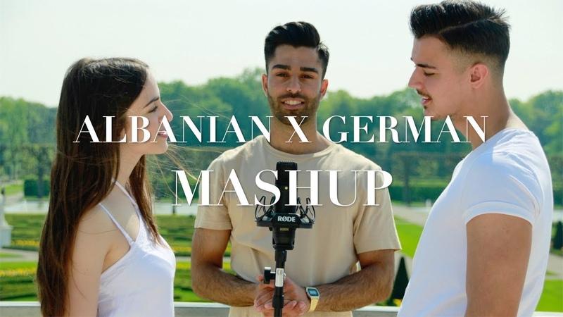 ALBANIAN X GERMAN MASHUP 13 Songs Ti Amo Bonbon Magisch Kriminell Prod by Hayk