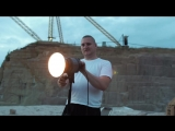 Бэкстэйдж со съемок одной из сцен фильма
