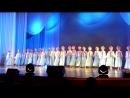 Танцующая семья Хоровод 2018 Невская Акварель