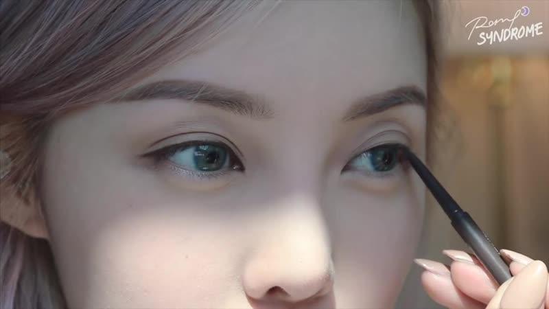 Clear Glassy Makeup(With subs) 투명한 유리알 메이크업