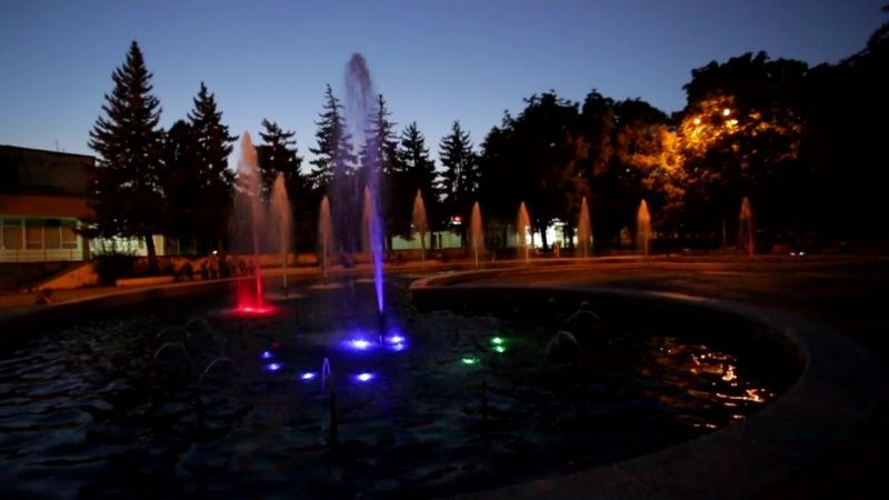 ФОНТАН на ПОДКОВЕ, Пятигорск - 2018